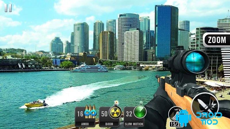 Элитный снайпер 3D - Sniper Shot
