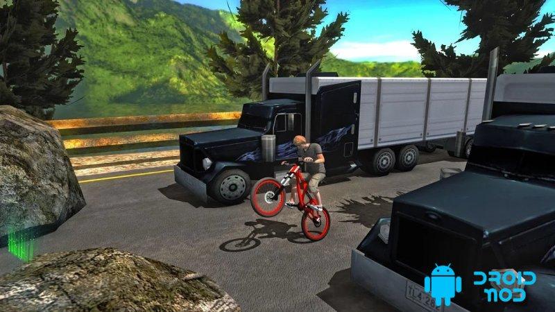 Mountain Bike Simulator 3D