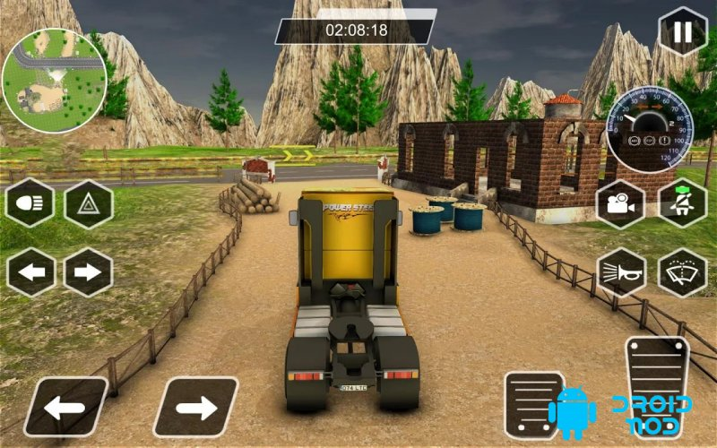 Dr. Truck Driver: Real Truck Simulator 3D