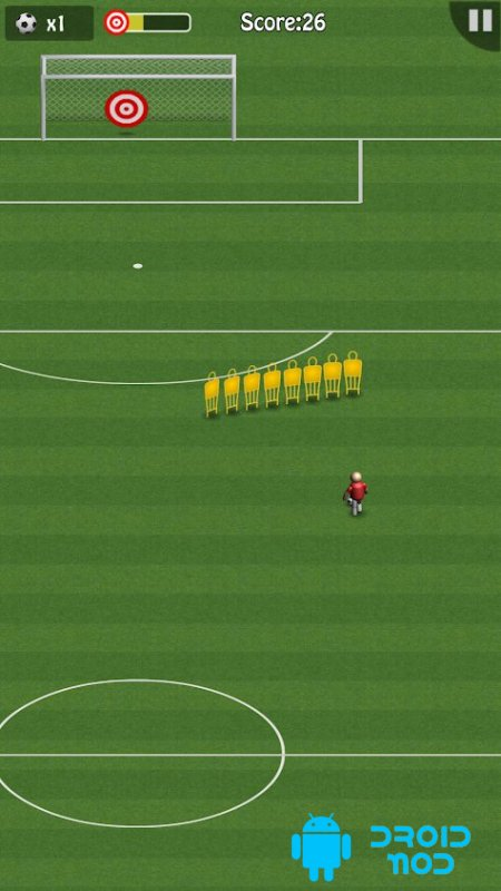 Soccer - top scorer 2