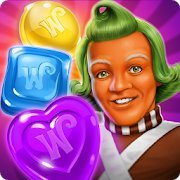 Willy Wonka's Sweet Adventure –A Match 3 Game
