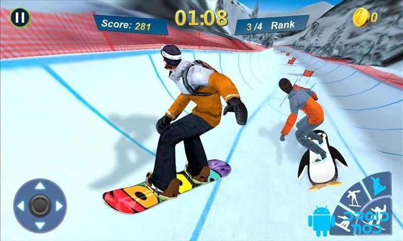 Мастер сноубординга 3D