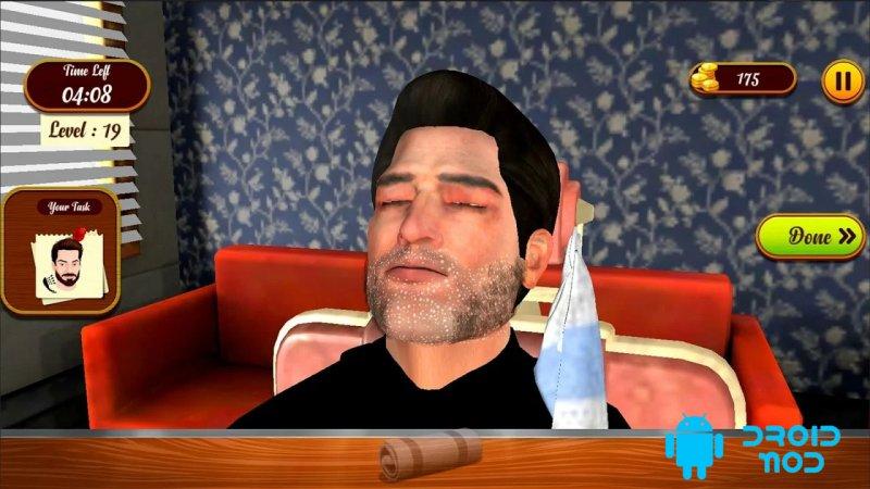 Симулятор парикмахера 3D - жизнь парикмахера