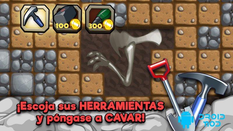 Dino Quest - Игры динозавров