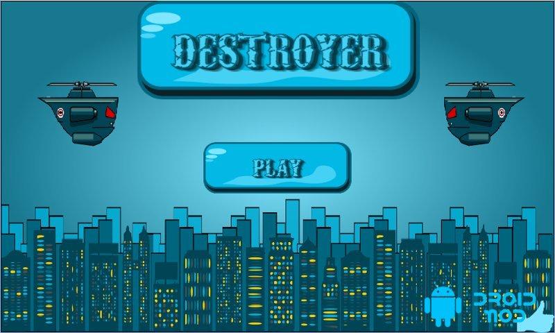 Destroyer 2.0 Pro