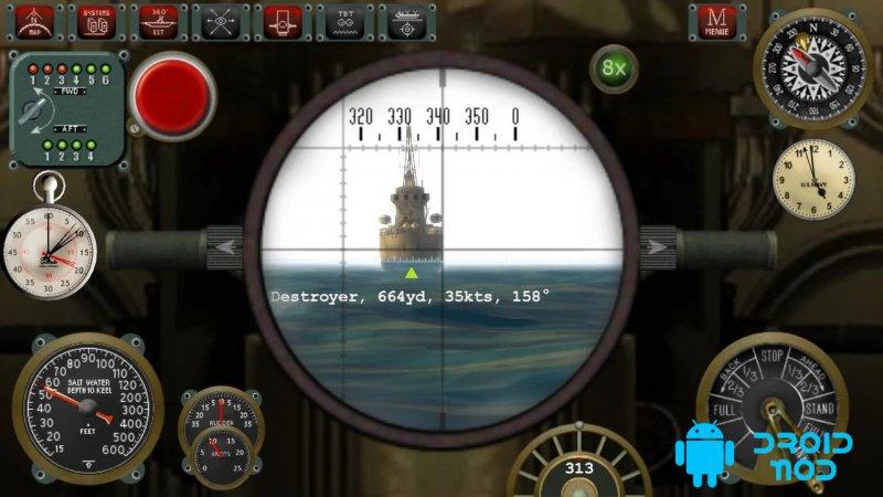 Silent Depth подводных лодок