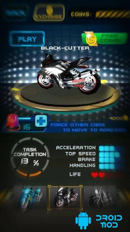 Death Racing: Moto