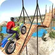 Tricky Bike Crazy Rider