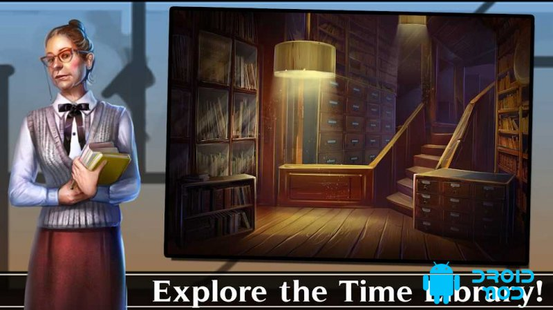 Adventure Escape: Time Library