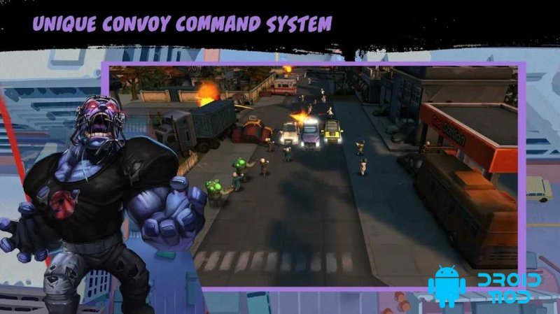 Deadly Convoy