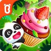 Baby Panda's Forest Feast - Party Fun