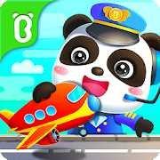 Baby Panda's Airport/Аэропорт маленькой панды