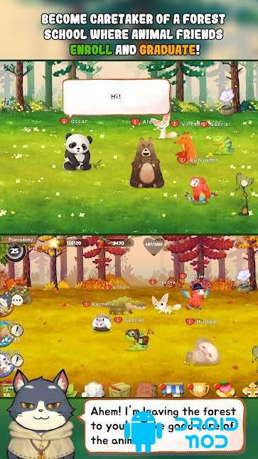 Fuzzy Seasons: Animal Forest