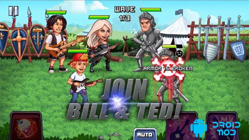 Bill and Ted's Wyld Stallyns