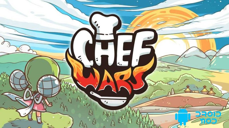 Chef Wars - Cooking Battle Game