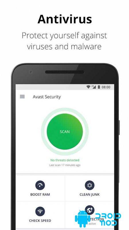 Avast антивирус & бесплатная защита 2019