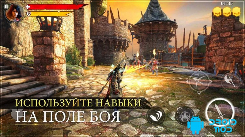 Iron Blade: Medieval Legends