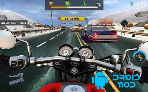 Bike Rider Mobile: Moto Race & Highway Traffic