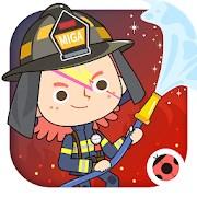 Miga Город :пожарное депо