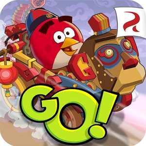 Angry birds go! V 2. 4. 1 мод (много денег) » apk-man. Ru моды.