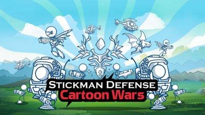 Скачать игру stickman war