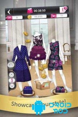 Скачать бесплатно игру модный бутик на андроид