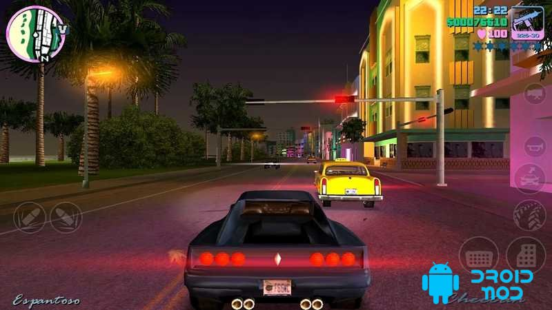 ГТА Вай сити на андроид скачать бесплатно. Игра Grand Theft Auto: Vice City для android для телефонов и планшетов.