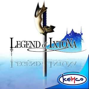 SRPG Legend of Ixtona