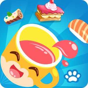 Kids Tea Time Funny Game