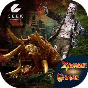 Zombie Chase Virtual Reality