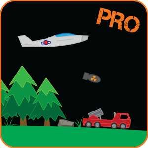 Atomic Bomber Fighter Pro
