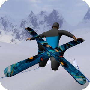 Ski Freestyle Mountain