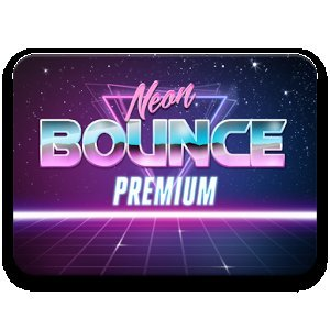 Neon Bounce Premium The Game